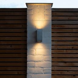 Moderne wandlamp met IP44 rating