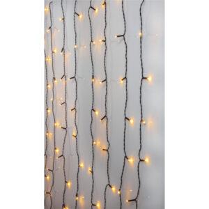 Lichtgordijn warm witte LED's