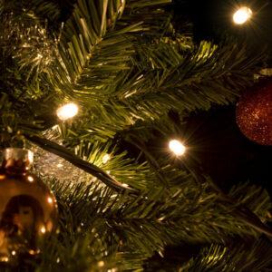 Kerstverlichting warm witte led's