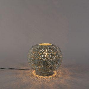 Oosterse vloerlamp of tafellamp