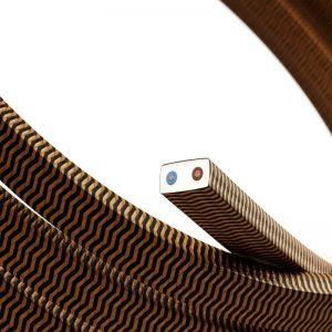 Prikkabel Textiel